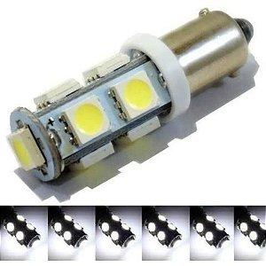 Lampada Ba9s 9 Led T4w 69 Branco 12v