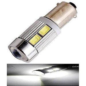 Lampada Ba9s Cambus Cree 10 Led T4w 69 Branco 12v