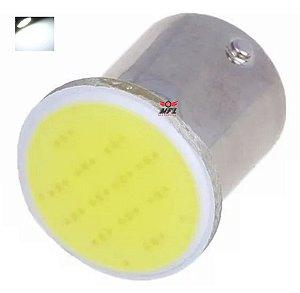 LAMPADA COB LED BAY15D 2 POLO P21/5W 1157 1034 BRANCO 12V