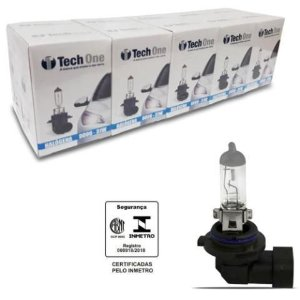 Lampada Halogena HB4 4300k 12v 55w Techone (unidade) 12v