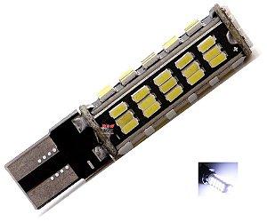 LAMPADA T10 CAMBUS 68 LED CANCELLER W5W BRANCO 12V