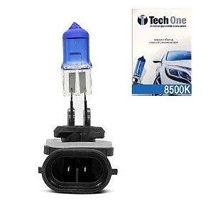 Lampada Super Branca H27 881 8500k Xenon 12v 55w Techone (unidade)