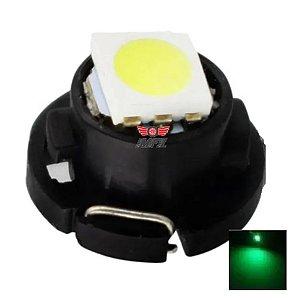 LAMPADA T3 8MM LED VERDE 12V