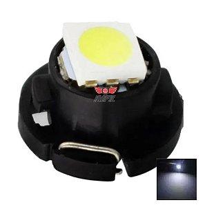 LAMPADA T4.7 12MM LED BRANCO 12V