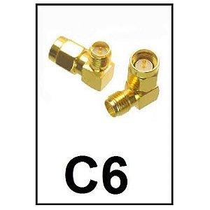 Conector Sma Mod. C6