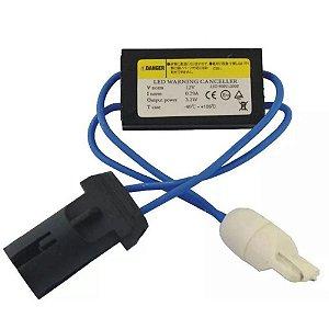 Resistor Canceller Lampada T10 Livre Erros (unidade)