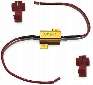Resistor Canceller 25W 6RJ Livre Erros (unidade)