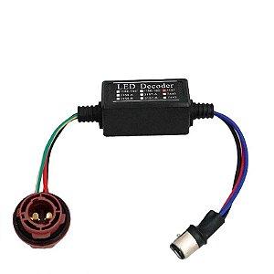 Resistor Canceller Lampada 2 Polo 1157 1034 Livre Erros (unidade)