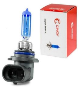 Lampada Super Branca HB4 9005 8500k 12v 55w Cinoy (unidade)