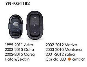 INTERRUPTOR VIDRO 99/11 ASTRA, 03/15 CELTA, 02/15 CORSA
