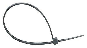 Abracadeira Nylon 5mm x 300mm Preta