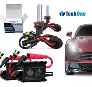 Kit Xenon H27 4300K TechOne