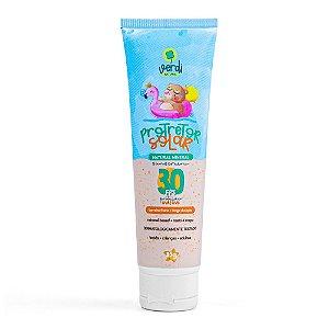 Protetor Solar Infantil Natural Físico Mineral - Verdi Natural