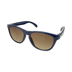 Óculos de Sol Infantil Tamanho Único UV 400 Azul Barco - Pimpolho