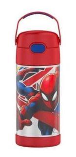Garrafinha Thermos FOOGO 355 mL Homem- aranha - Thermos FOOGO