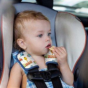 Protetores para Cinto de Segurança Veículos - Clingo