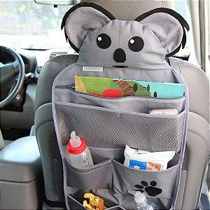 Organizador Para Carro Coala - O Sapo e a Princesa