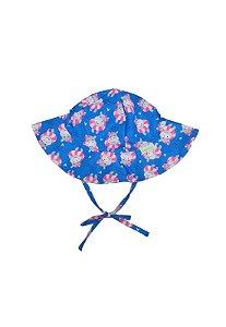Chapéu de Banho Infantil Com FPS 50+ Popotinha - Ecoeplay