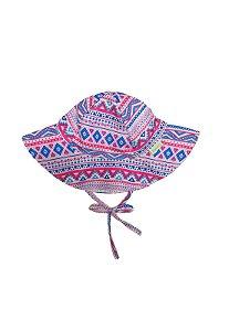Chapéu de Banho Infantil Com FPS 50+ Mosaico - Ecoeplay