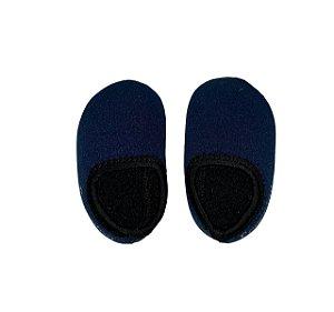 Sapatinho em Neoprene Air Ufrog Azul Marinho - Ecoeplay