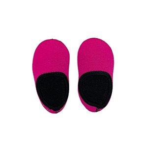 Sapatinho de Neoprene Air Ufrog Rosa Pink - Ecoeplay