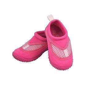 Sapato de Verão Rosa - Iplay