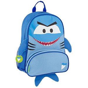 Mochila Escolar Infantil Tubarão - Stephen Joseph