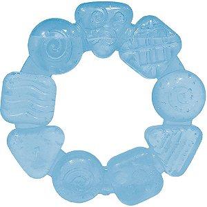 Mordedor Multiformas Com Gel Azul - Buba