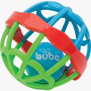 Baby Ball Cute Colors Azul e Verde - Buba
