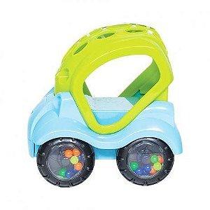 Baby Car Azul e Verde - Buba