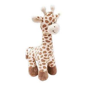 Girafinha Pelúcia 40 cm - Buba