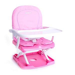 Cadeira de alimentação Portátil Pop Rosa até 15kg - Cosco
