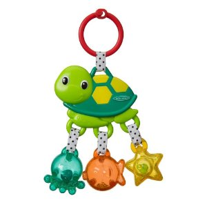 Chocalho Interativo Tartaruga - Infantino