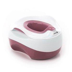 Troninho Flex Potty 3 em 1 Rosa Escuro - Safety
