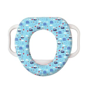 Redutor de Assento Infantil Barco Azul - Clingo