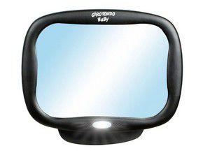 Espelho Retrovisor Para Carro Com LED e Controle Remoto - Girotondo Baby