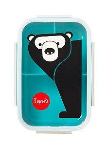 Porta Lanche Bento Box Urso - 3 Sprouts