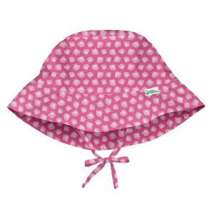 Chapéu de Banho Infantil Conchinhas Pink - Iplay