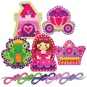 Brinquedo Passa Cordão Princesas - Stephen Joseph