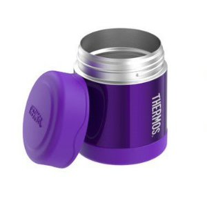 Pote Térmico FOOGO 290 ml Funtainer Roxo - Thermos Foogo