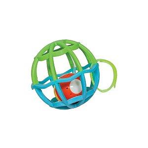 Baby Ball Luz e Som Verde e Azul - Buba