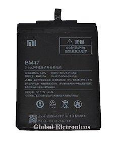 Bateria Xiaomi Redmi 3 / Redmi 3 Pro / Redmi 4x Modelo Bm 47