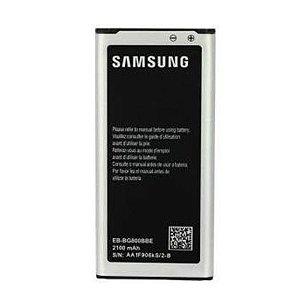 Bateria S5 Mini Duos G800 Sm-g800 Eb-bg800bbe Nova Lacrada