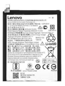 Bateria Bl270 Moto G6 Play Xt1922 Motorola Lenovo Lacrada