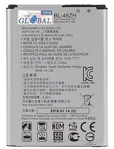 Bateria Compatível Lg Bl-46zh  Lg K7 K330 K8 K350 Ds Lacrada