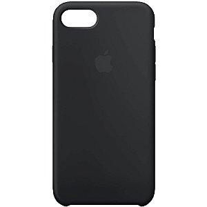 Capa Silicone Case iPhone 6 6g 6s - Aveludada