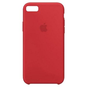 Kit 50 Capa Silicone Case iPhone 7/8