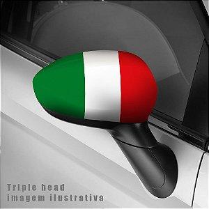Itália envelopamento retrovisor