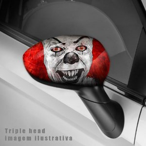 it pennywise envelopamento retrovisor