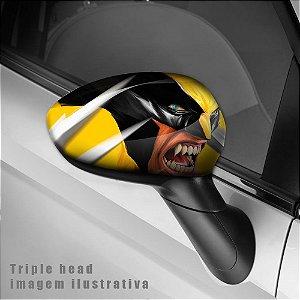 Wolverine envelopamento retrovisor